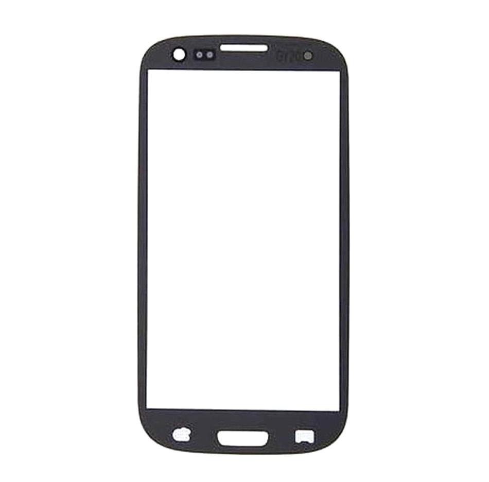 Replacement Front Glass For Samsung I9305 Galaxy S3 Lte White By - Maxbhi Com