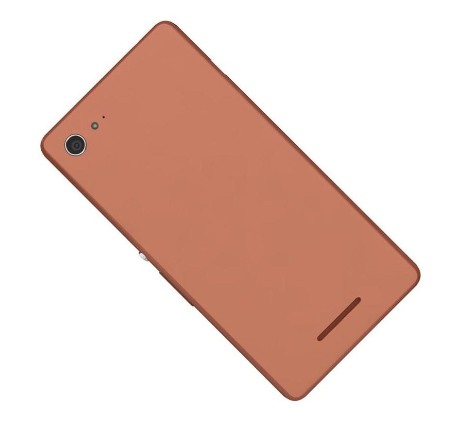 Full Body Housing For Sony Xperia E3 Dualcopper - Maxbhi Com