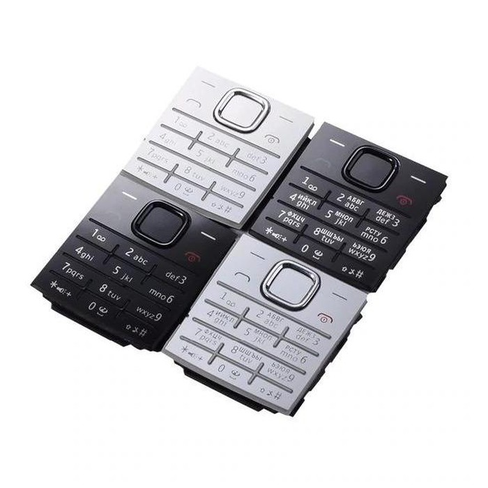 Keypad For Nokia X200 Black - Maxbhi Com