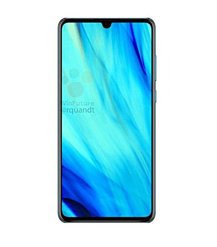 Lcd Screen For Huawei P30 Replacement Display By - Maxbhi Com