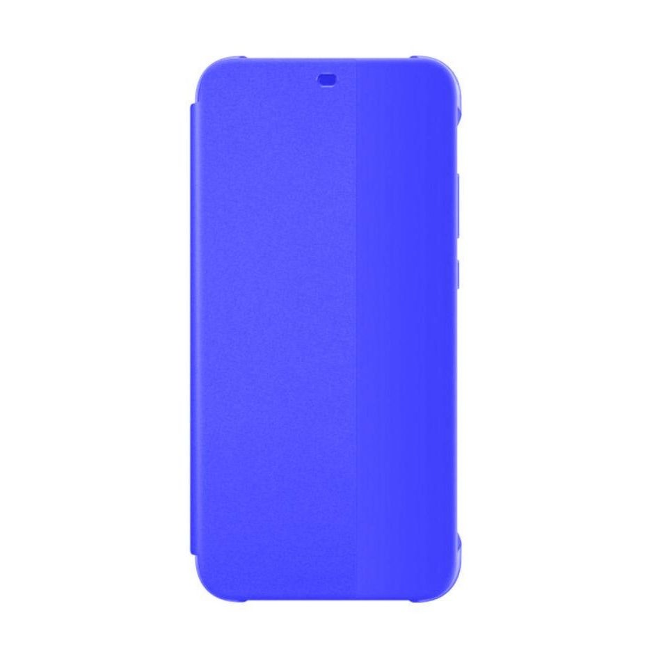 sale retailer e3c25 a956a Flip Cover for Realme 3 - Blue