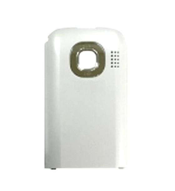 Housing For Nokia C202 Touch And Type Golden White - Maxbhi Com