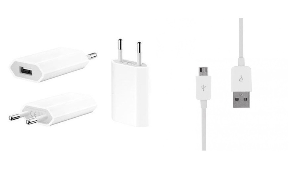 Charger for Micromax A106 Unite 2 - USB Mobile Phone Wall Charger