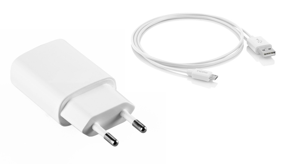Charger for Micromax A120 Canvas 2 Colors - USB Mobile Phone Wall Charger