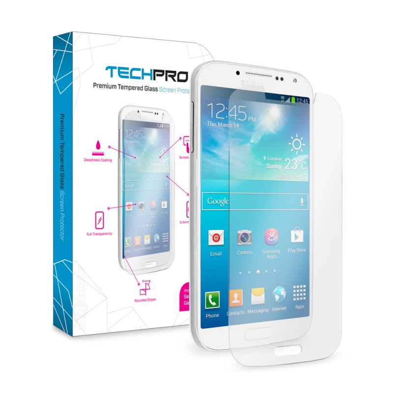 Tempered Glass for Micromax A240 Canvas Doodle 2 - Screen Protector Guard by Maxbhi.com