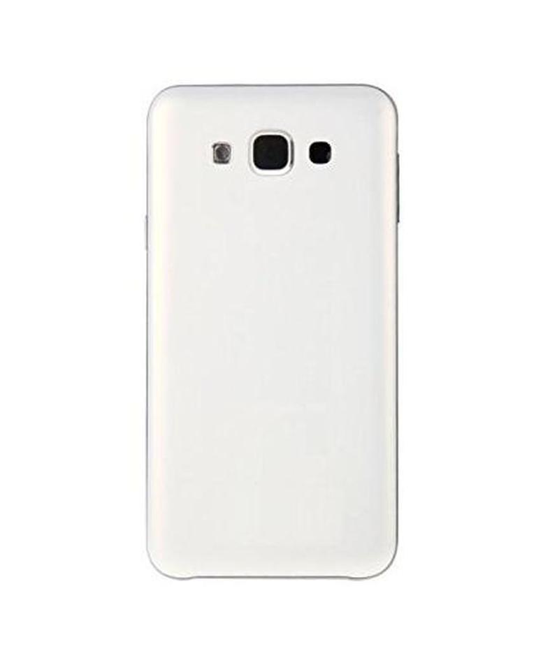 Full Body Housing For Samsung Galaxy E7 Sme700f White - Maxbhi Com