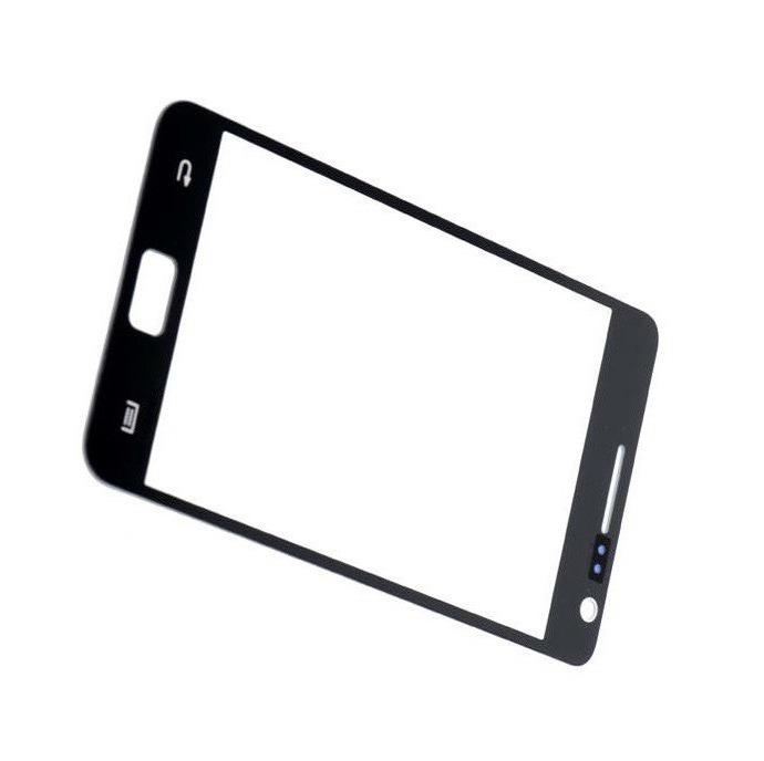 Glass For Samsung Galaxy Note N7000 Black - Maxbhi Com