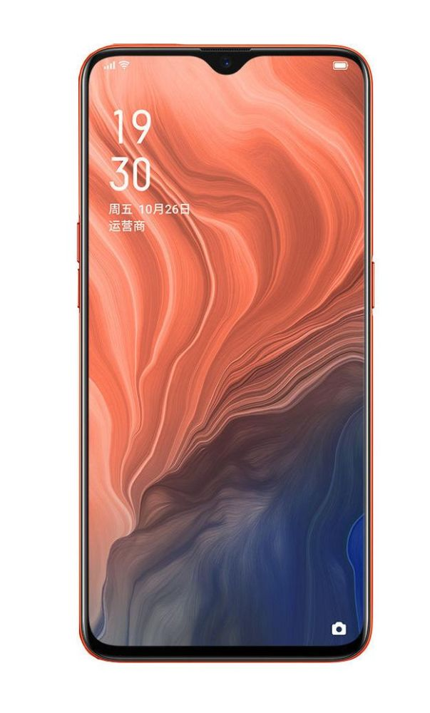 Lcd Screen For Oppo Reno Z Replacement Display By - Maxbhi Com