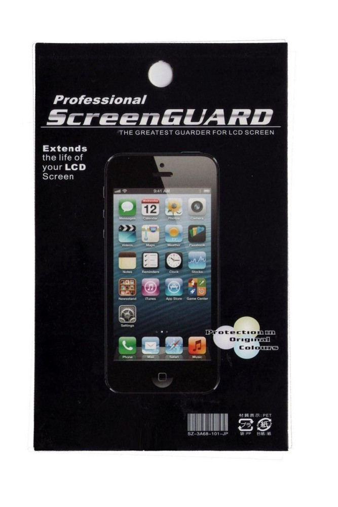Screen Guard For Nokia Asha 210 Dual Sim Ultra Clear Lcd Protector Film - Maxbhi.com
