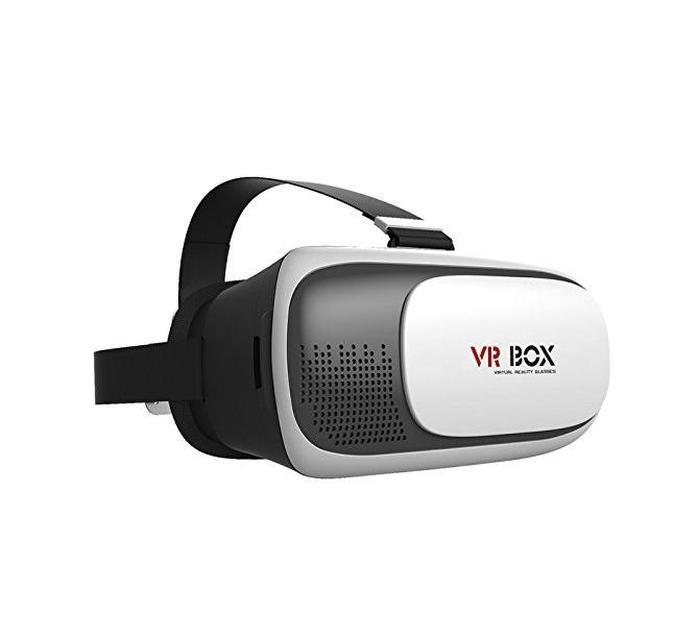 3D Virtual Reality Glasses Headset for Lenovo Vibe P1m - Maxbhi.com