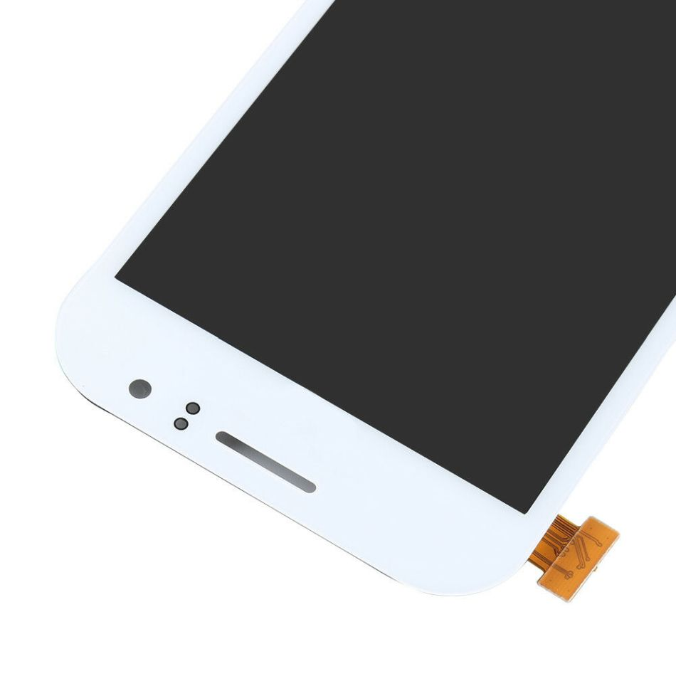 Lcd With Touch Screen For Samsung Galaxy J1 Ace White By - Maxbhi Com