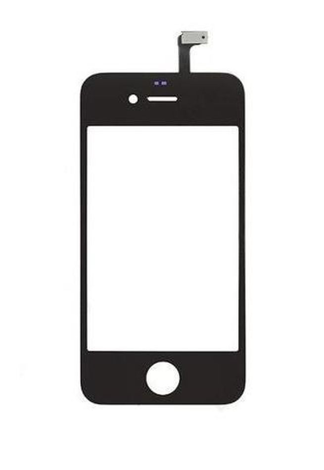 Touch Screen Digitizer For Apple Iphone 4 Black By - Maxbhi.com