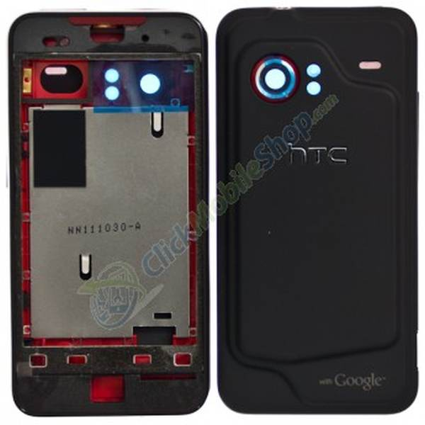 back panel cover for htc incredible s s710e g11 black maxbhi com rh maxbhi com HTC Incredible Features manuel htc incredible s