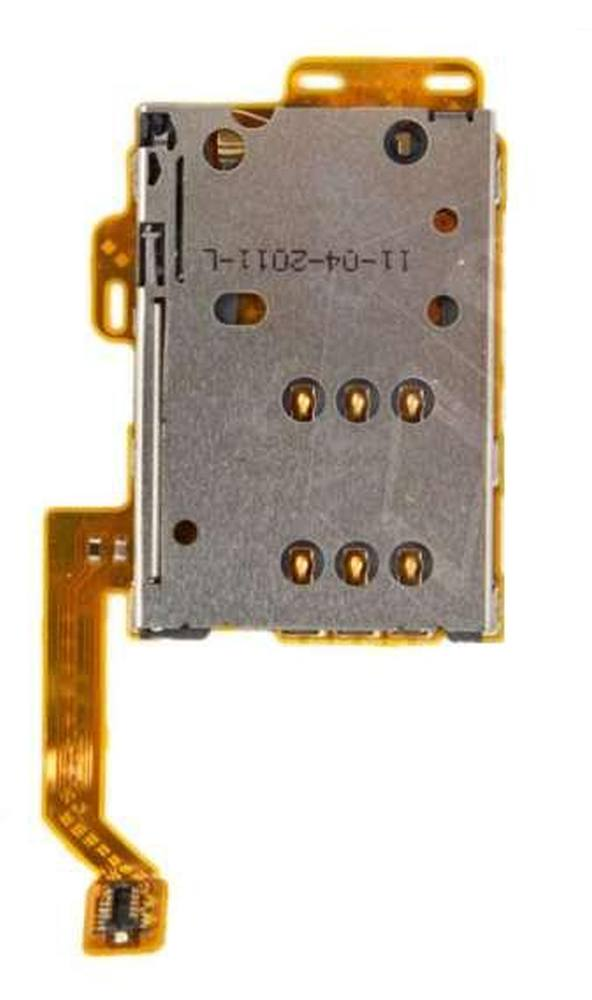 Sim Connector For Nokia 701