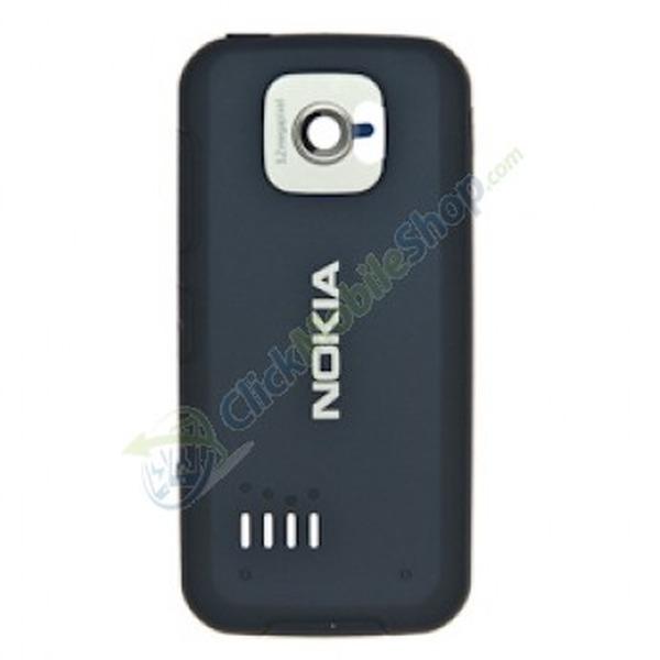 Back Panel Cover for Nokia 7610 Supernova - Blue