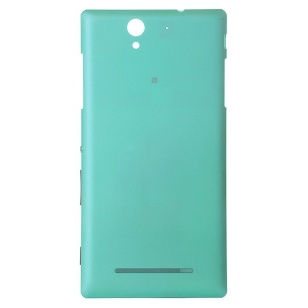 new arrival 954ed ba099 Back Cover For Sony Xperia C3 Dual D2502 - Blue