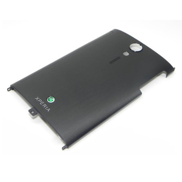 online retailer d5c03 bdf70 Back Panel Cover for Sony Xperia ion HSPA lt28h - Black