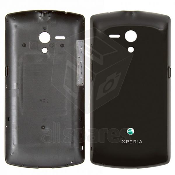 wholesale dealer c9513 2385d Back Panel Cover for Sony Xperia neo L MT25i - Black