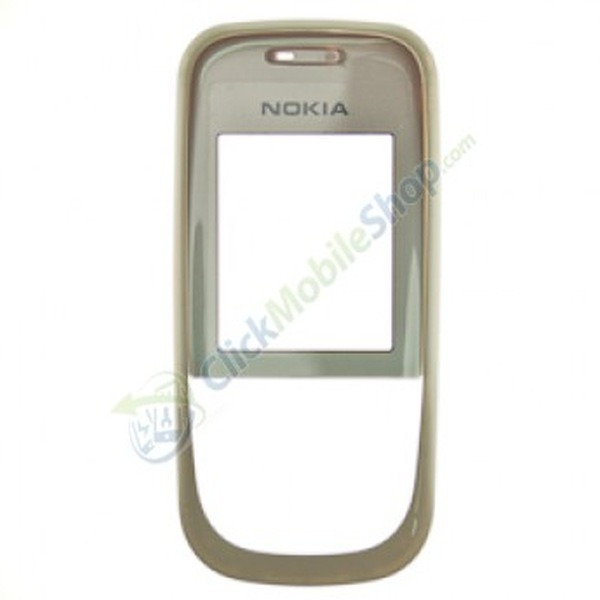 front cover for nokia 2680 slide light pink