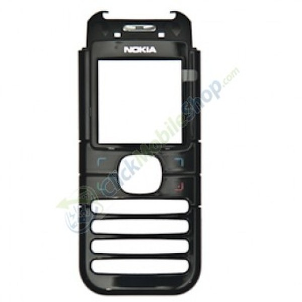 Front Cover For Nokia 6030 - Black