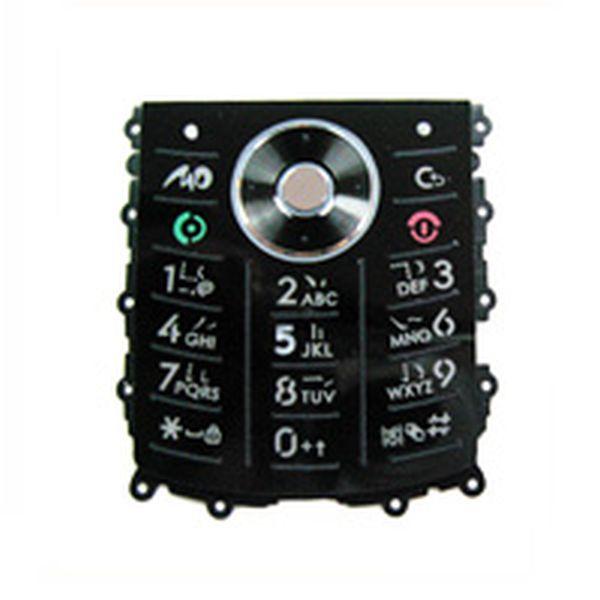 Keypad For Motorola SLVR L9 - Black