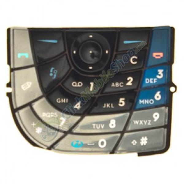 Keypad For Nokia 7610 - Blue