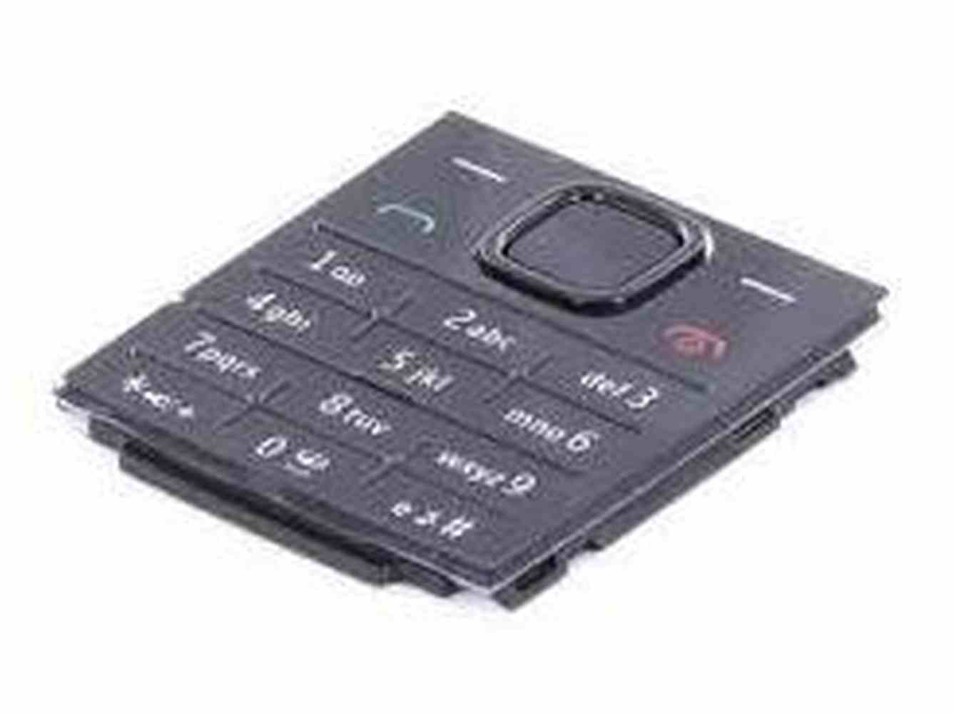 Keypad For Nokia X2-00 - Black