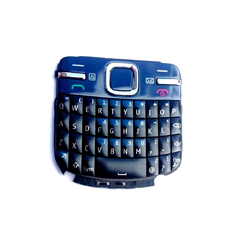 Keypad For Nokia C3 - Blue