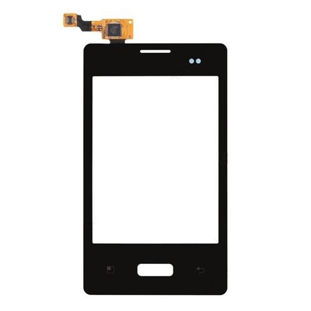 Touch Screen Digitizer for LG Optimus L3 E400 - Black