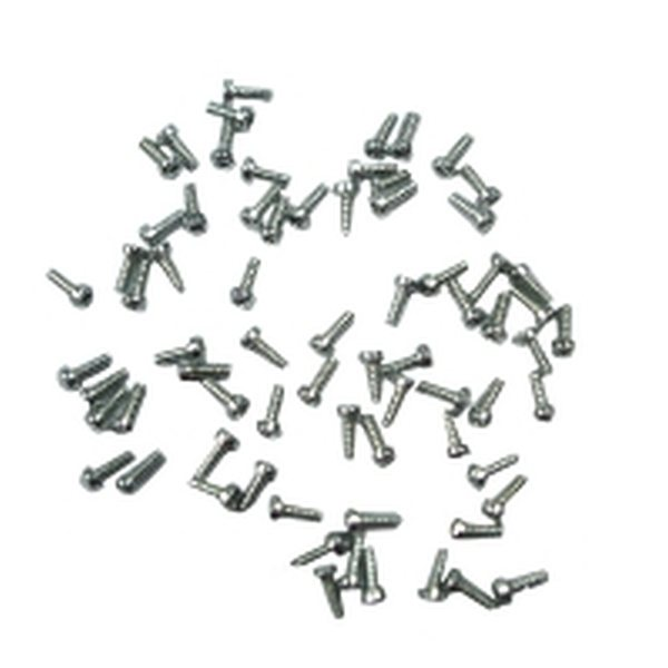 Screw For BlackBerry Curve 8520 - Silver