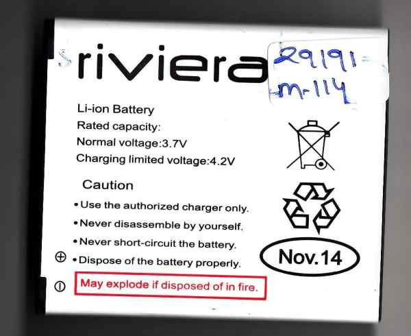 Battery for Micromax A102 Canvas Doodle 3 - MICROMAX-A102-CANVAS-DOODLE-3