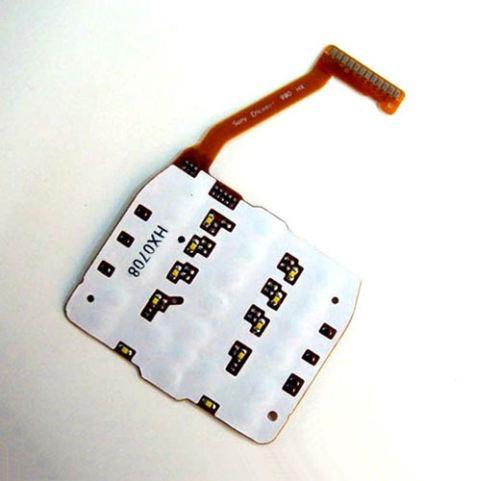 Internal Keypad Keypad flex cable For Sony Ericsson P990