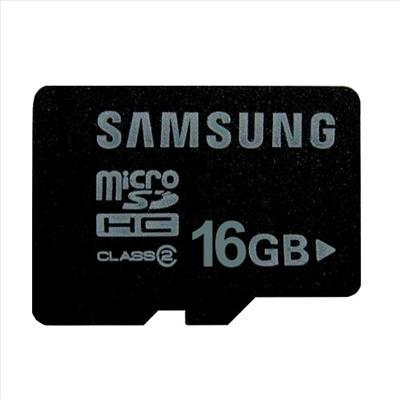 Samsung TF 16 GB Micro Memory Card