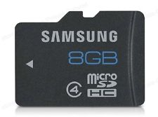 Samsung TF 8 GB Micro Memory Card