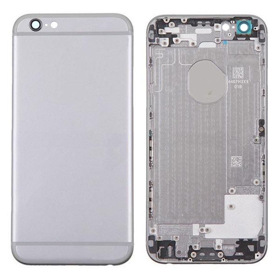wholesale dealer dae6a cbc27 Full Body Housing for Apple iPhone 6 Plus - Silver