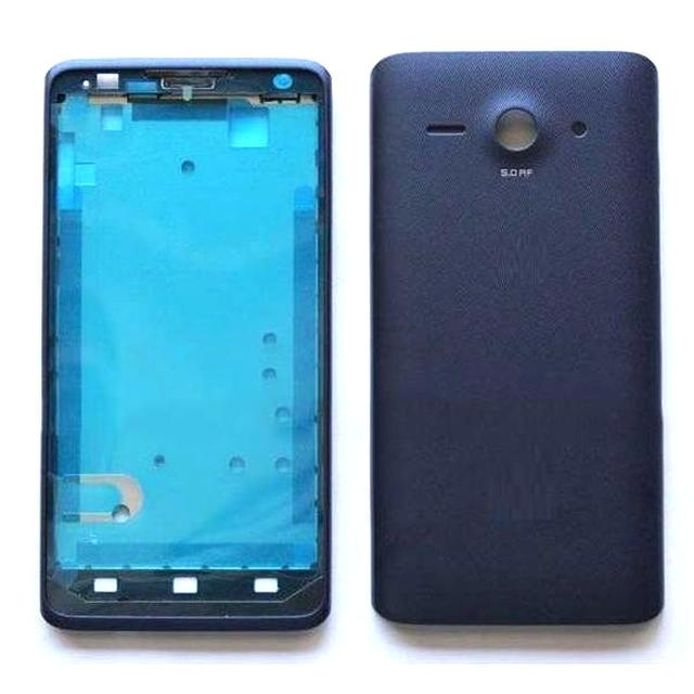 Full Body Housing for Huawei Ascend Y530 - Black