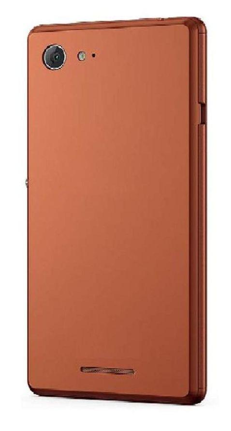 Full Body Housing For Sony Xperia E3 Dual D2212 Copper - Maxbhi.com