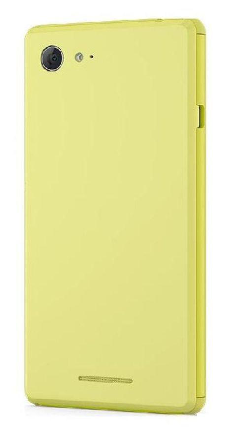 Full Body Housing For Sony Xperia E3 Dual D2212 Yellow - Maxbhi.com