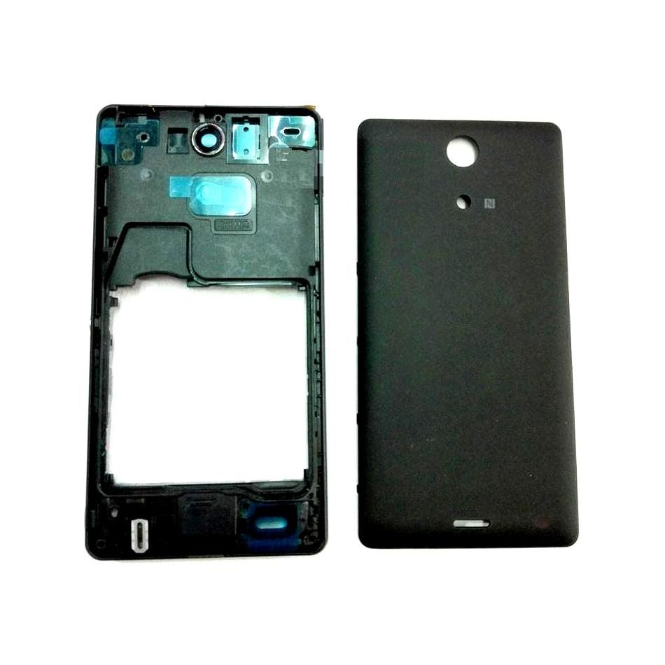 new products 72df2 9d355 Full Body Housing for Sony Xperia ZR - Black
