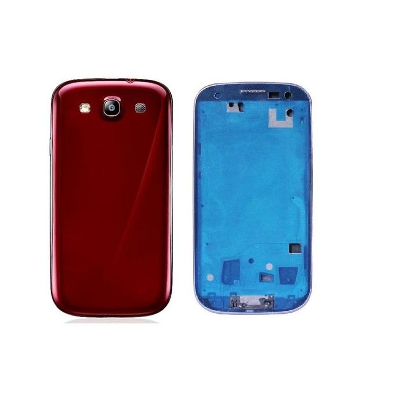brand new 057f7 84970 Full Body Housing for Samsung Galaxy S3 Neo - Red