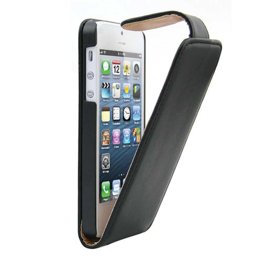 iphone 5 32gb flip cover for apple iphone 5s 32gb black by maxbhi 10945