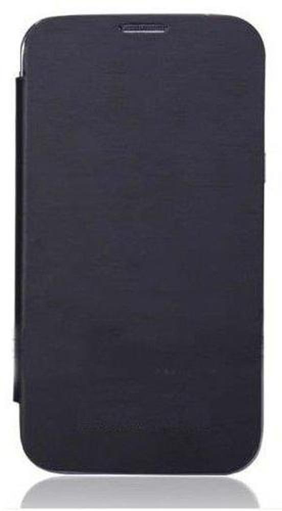 reputable site 27424 859d7 Flip Cover for Karbonn Titanium S2 Plus - Black