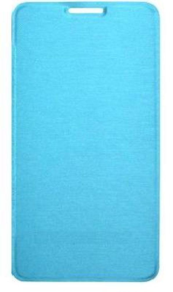 Flip Cover for Lava Iris 500 - Blue