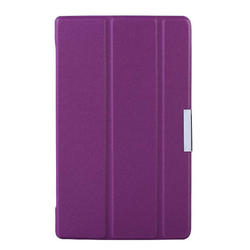 huge selection of 2c42d 36c59 Flip Cover for Lenovo Tab S8 With Wi-Fi only - Purple