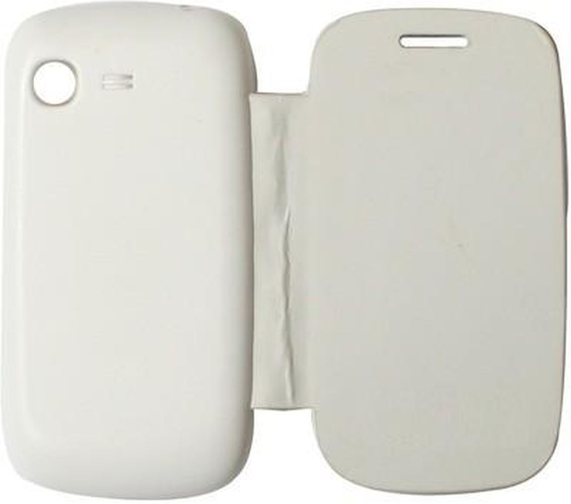 Flip Cover for Samsung Galaxy Pocket Neo Duos S5312 - White