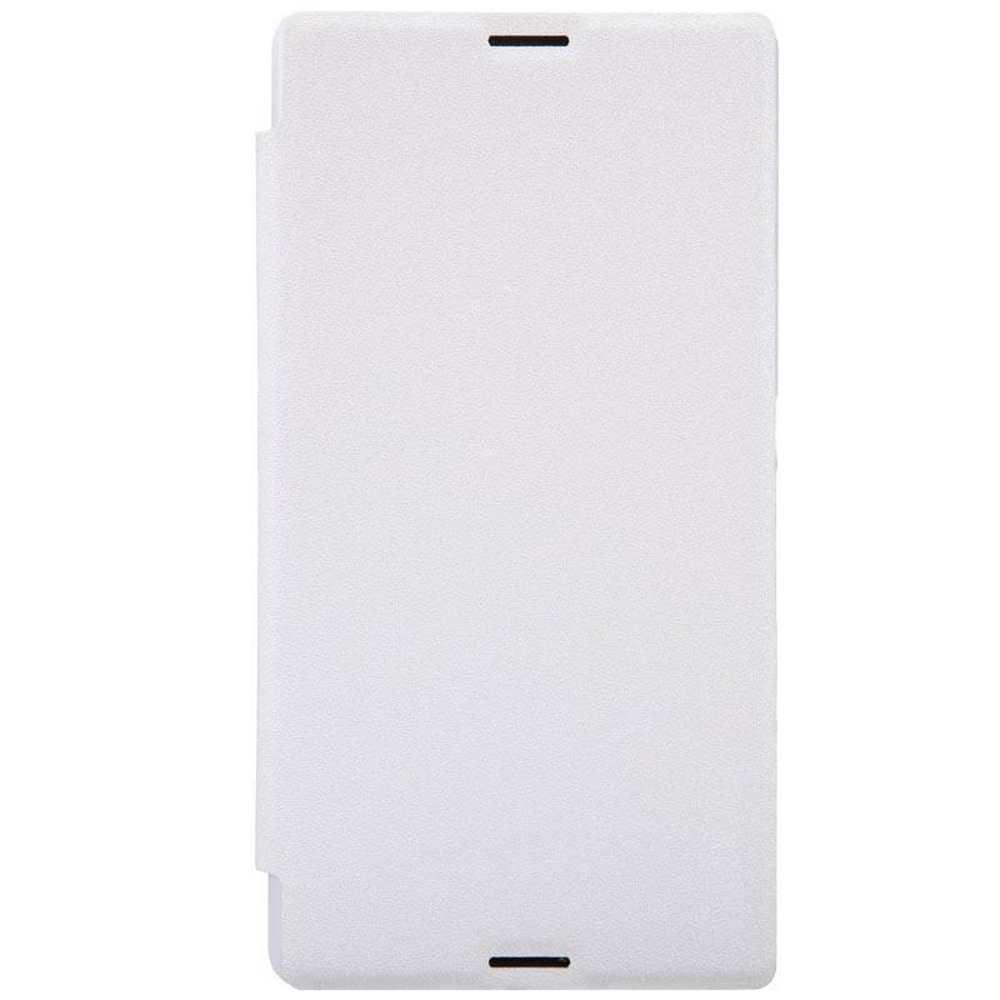 Flip Cover for Sony Xperia E3 Dual D2212 - White