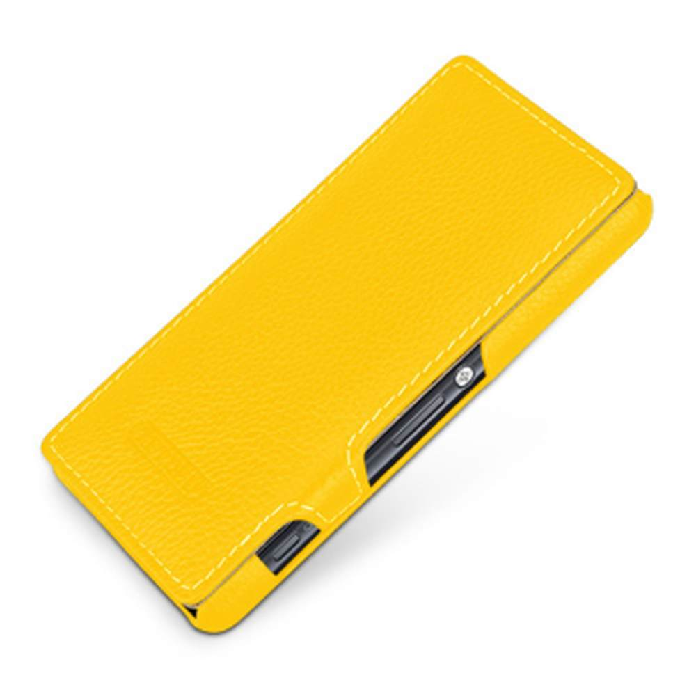 save off 5e94f 38ab6 Flip Cover for Sony Xperia E3 Dual - Yellow