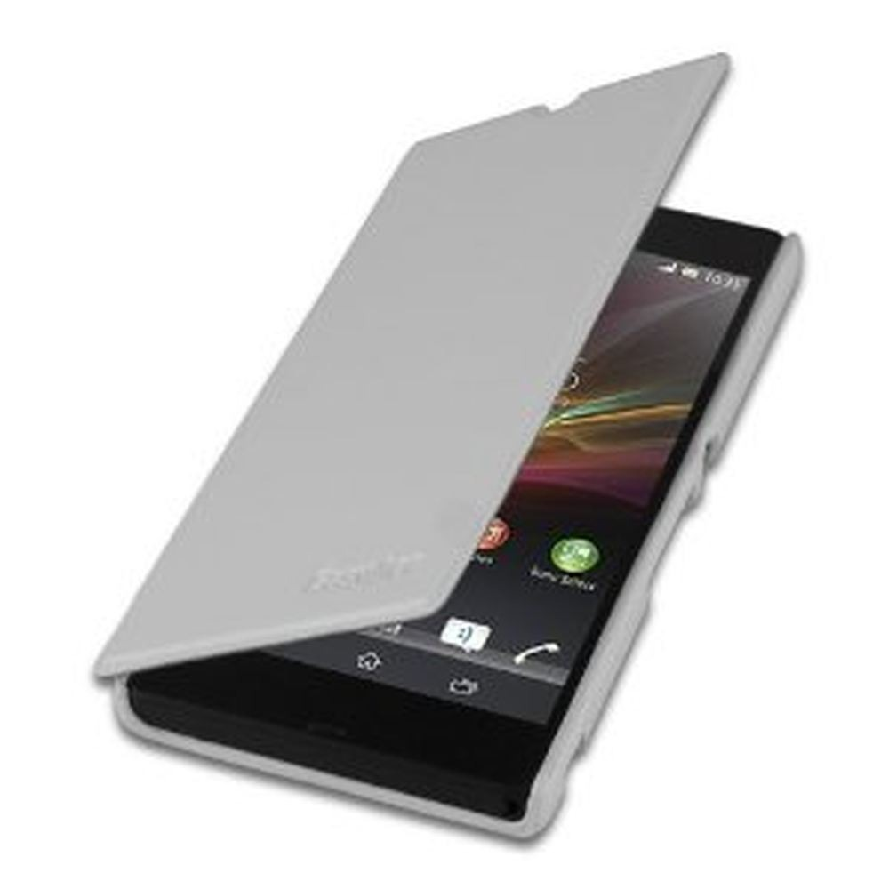 new arrival 1d863 82d66 Flip Cover for Sony Xperia Z Ultra LTE C6833 - White