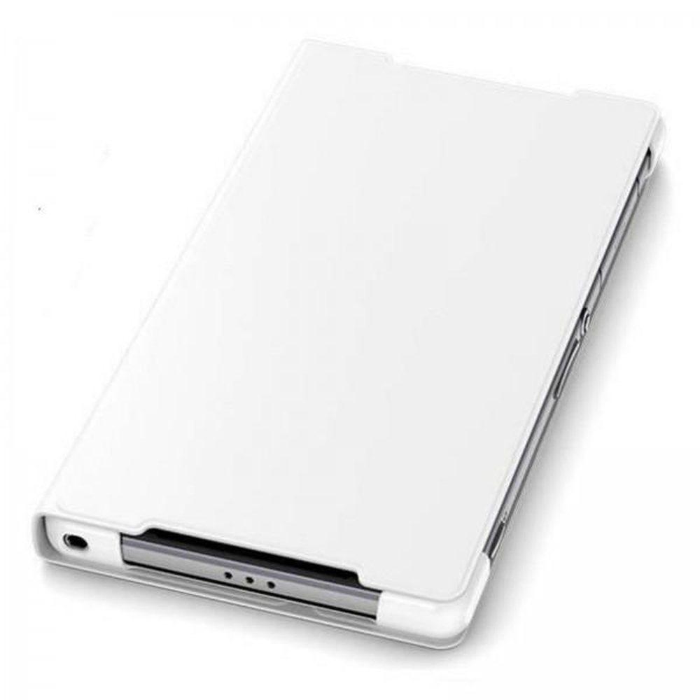 super popular 09194 9c3bd Flip Cover for Sony Xperia Z2 - White