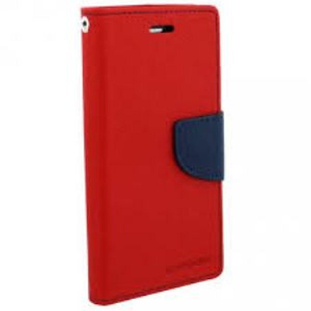 online retailer 9b304 429e6 Flip Cover for Xiaomi Redmi Note 4G - Red